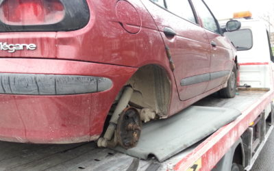 Un epaviste doit il vous faire une offre de rachat de votre véhicule ?