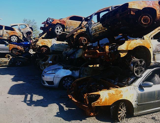 Pourquoi contacter un épaviste pour la reprise de votre auto à la casse ?