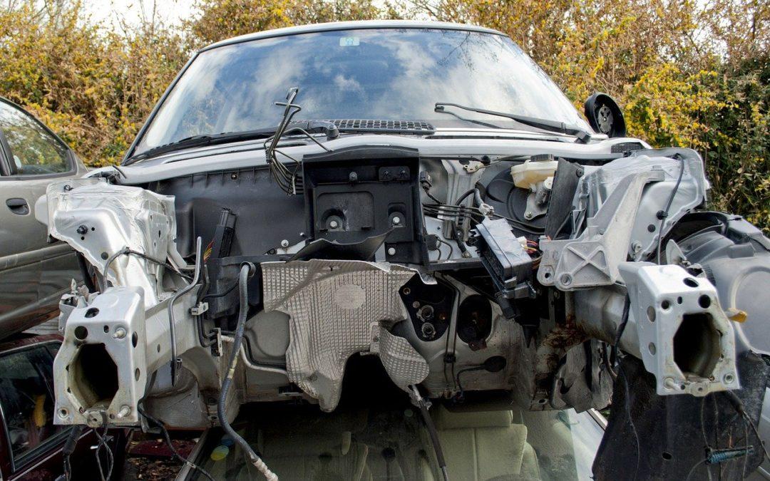 Combien la casse reprend une voiture et notamment une épave ?